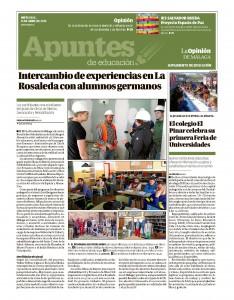 University en La Opinion