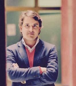 Emilio Fuentes. Director de Comunicación Colegio El Pinar