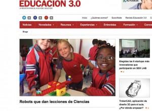 Robótica Educación 3.0