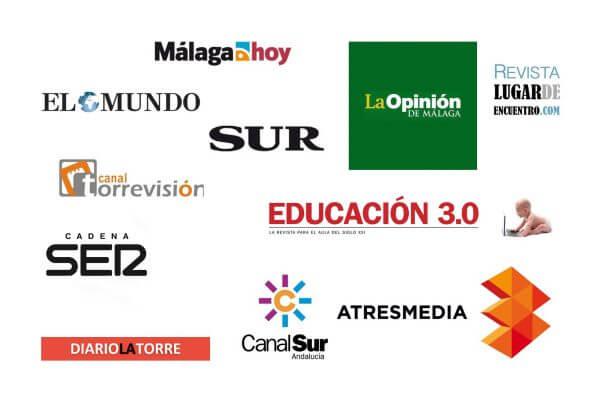Colegio El Pinar en los medios
