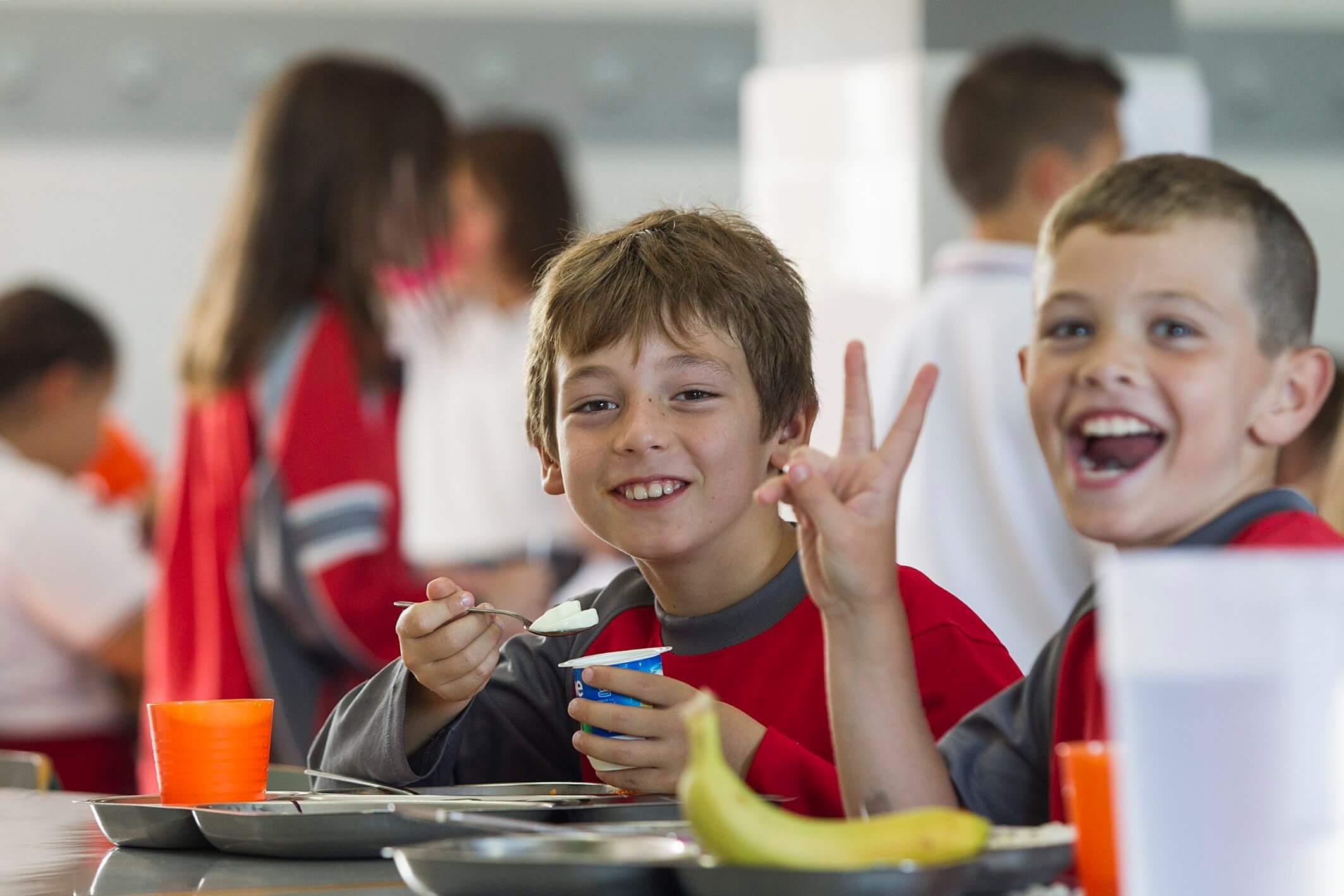 Comedor - Colegio privado El Pinar