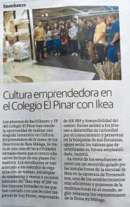 Ikea y El PInar y Sur