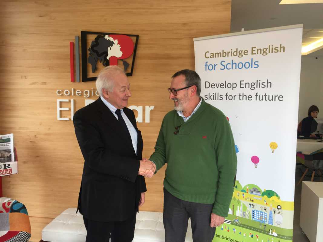 ACADEMIA DE IDIOMAS: CAMBRIDGE ENGLISH