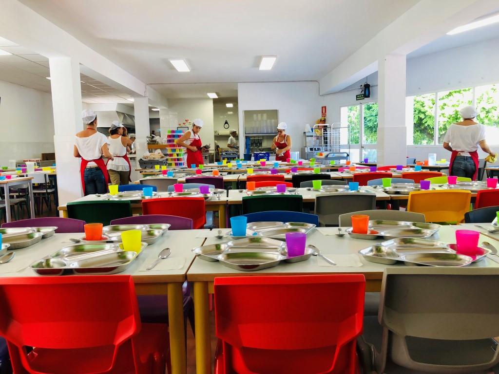 Comedor Escolar Colegio El Pinar - Colegio privado El Pinar
