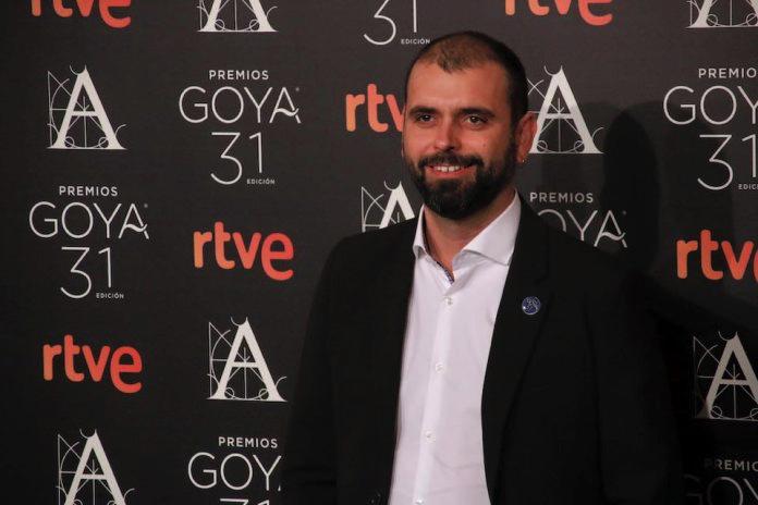 TIC Y LENGUA; CON EL CINEASTA ALEXIS MORANTE