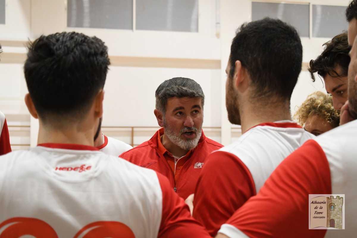 CD Colegio El Pinar; a fondo: Entrevista al entrenador José Caballero 'Caba'