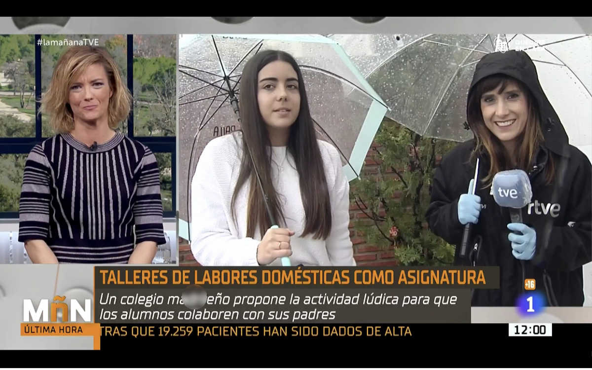 EL PINAR, EN TELEVISIÓN ESPAÑOLA