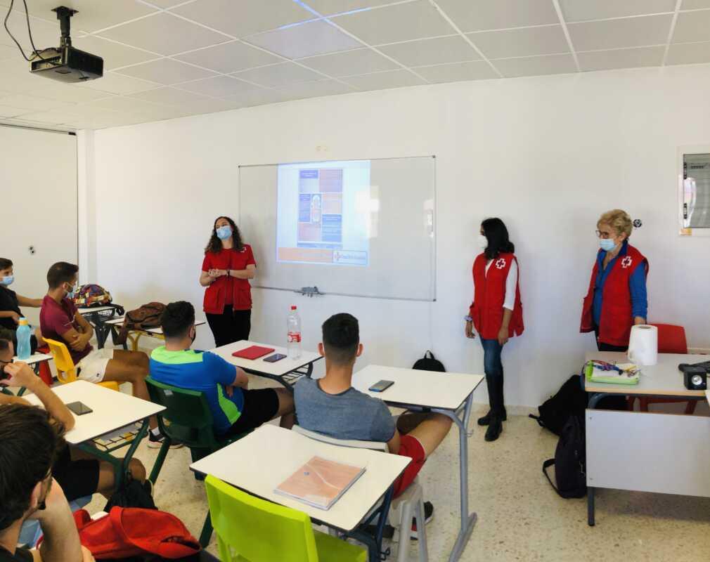 MAYORES EN EL AULA; CLASE DE VIDA EN FP