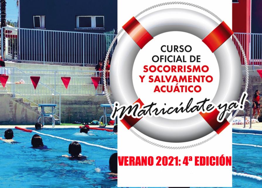 CURSO OFICIAL DE SOCORRISMO Y SALVAMENTO ACUÁTICO 2020