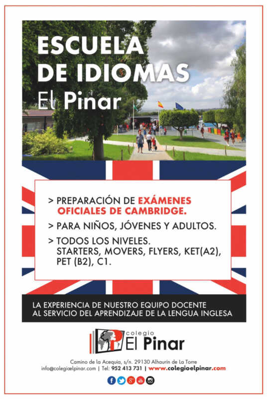 CAMBRIDGE: ESCUELA DE IDIOMAS 21/22