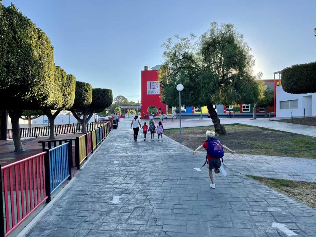 CURSO 2021/22: VUELTA AL COLE